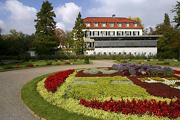 Berge Castle, Gelsenkirchen, Ruhr area, North Rhine-Westphalia, Germany, Europe