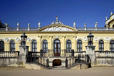 Orangery, Kassel, Hesse, Germany, Europe