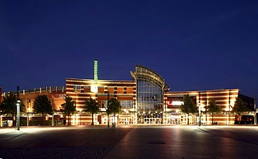 Centro shopping centre, Oberhausen, Ruhr district, North Rhine-Westphalia, Germany, Europe