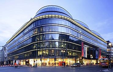 Galeries Lafayette, Quartier 207, Friedrichstrasse Street, Berlin-Mitte, Germany, Europe