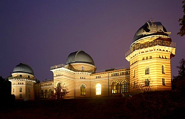 Astrophysical observatory, Telegrafenberg, Potsdam Institute for Climate Impact Research, Wissenschaftspark Albert Einstein, science buildings, Potsdam, Brandenburg, Germany, Europe