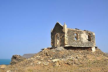 Santa Fatima Chapel, Boa Vista Island, Republic of Cape Verde, Africa