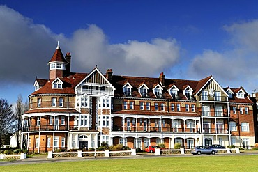 A hotel at Frinton, Essex, England, Great Britain, Europe
