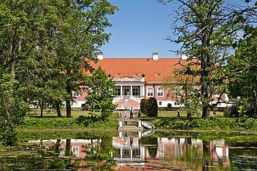 Sagedi manor house, Lahemaa National Park, Baltic Sea, Estonia, Baltic States, North Europe