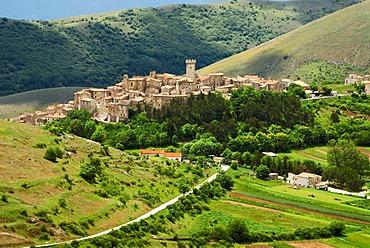 Santo Stefano di Sessanio, Abruzzo, Italy, Europe