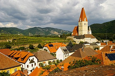 Church in Weissenkirchen in the Wachau