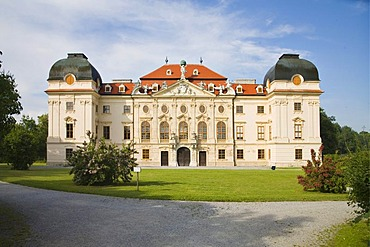 Baroque palace Riegersburg in Lower Austria