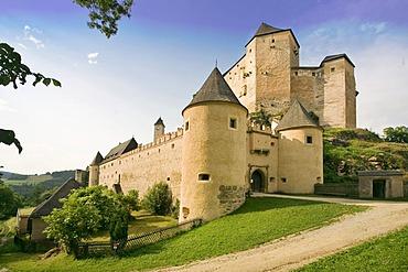Rapottenstein castle in Lower Austria