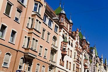 Sparkassenstreet, South Tyrol, Bolzano
