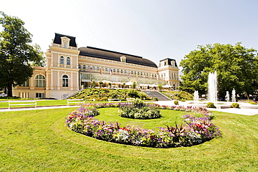 Convention building in Bad Ischl, Upper Austria, Austria