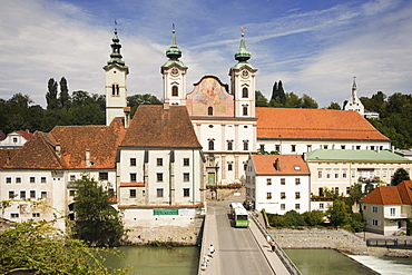 Parish church Sankt Michael, Upper Austria, Austria