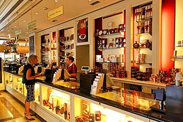 Hotel Sacher, Sacher-Shop (Austria, Vienna)