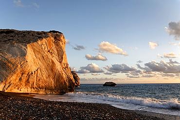 Aphrodite Cliffs, Cyprus, Mediterranean, Europe