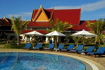 Hotel Sokha Beach Resort with Pool Sihanoukville Kompong Som Cambodia