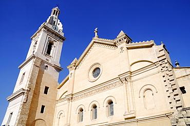 St. Mary's Basilica, La Seu Cathedral, Xativa (Jativa), Valencia, Spain, Europe