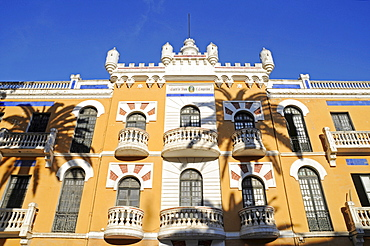 Parraga Cultural Centre, former barracks in Murcia, Spain, Europe