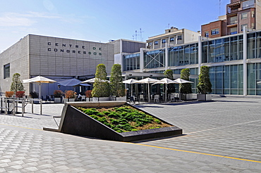 Convention center, Elche, Elx, Alicante, Costa Blanca, Spain