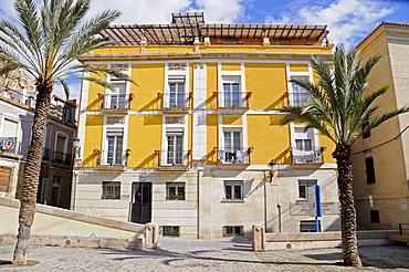 Municipal Office for Education, Quijano Square, Alicante, Costa Blanca, Spain, Europe