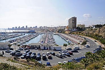 Marina, El Campello, Alicante, Costa Blanca, Spain
