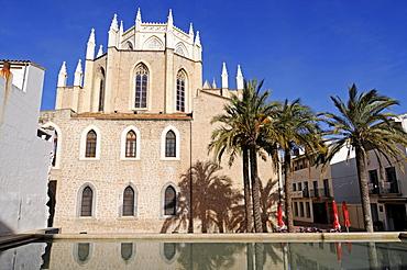 Church, Iglesia de la Purissima Xiqueta, Benissa, Alicante, Costa Blanca, Spain