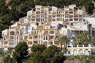 Mascaret district, Altea, Alicante, Costa Blanca, Spain