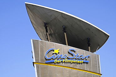 Cine Star multiplex cinema in Dortmund, North Rhine-Westphalia, Germany, Europe