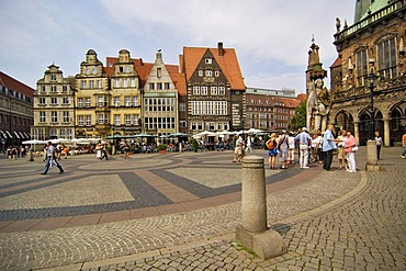 Town hall square, Bremen, Germany