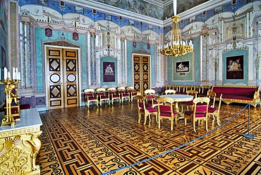Salon of Queen Therese, Residenz, Munich, Bavaria, Germany