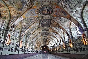 Antiquarium, Residenz, Munich, Bavaria, Germany
