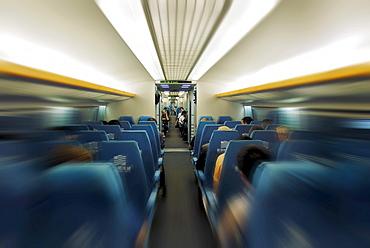 Shanghai Maglev Train, China, Asia