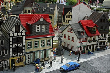 Lego-Land in Gunzburg, Bayern