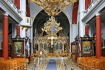 Convent Church, Convent Moni AG Georgios Selinari, Crete, Greece