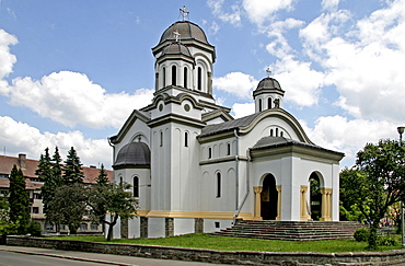 Romanian Orthodox Church, Miercurea-Ciuc, Szeklerburg, Transylvania, Romania, Europe