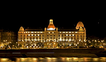 Hotel Gellert, Budapest, Hungary, Europe