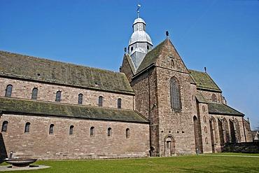 Former Cistercian convent, Amelungsborn, Negenborn, Lower Saxony, Germany