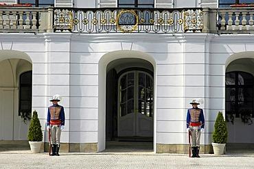 Grassalkovich Palace, residence of the Slovak President, Bratislava, Slovakia