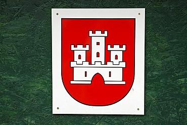 Coat of arms, Bratislava, Slovakia
