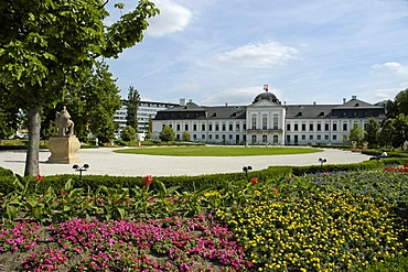 Grassalkovich Palace, Presidential Palace, Bratislava, Slovakia