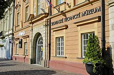 Slovak Technical Museum, Kosice, Slovakia, Slovak Republic