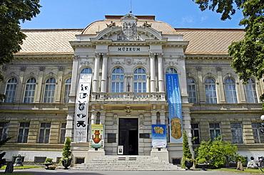 East Slovak Museum, Kosice, Slovakia, Slovak Republic