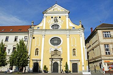 Franciscan church, Kosice, Slovakia, Slovak Republic