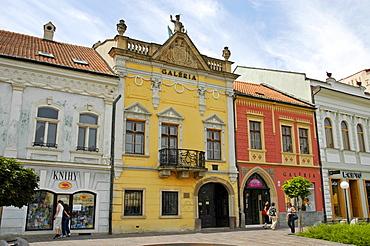 Saris Gallery, Presov, Slovakia, Slovak Republic