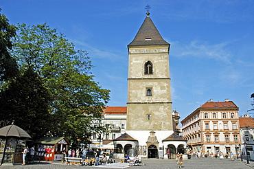 St. Urban Tower, Kosice, Slovakia, Slovak Republic