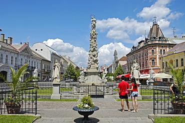 Maria column, Kosice, Slovakia
