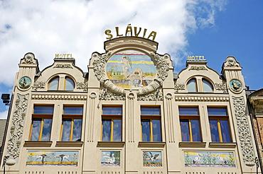 Hotel Slavia, Kosice, Slovakia