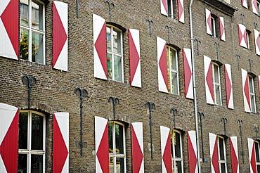 City museum, Zeughaus, Cologne, North Rhine-Westphalia, Germany