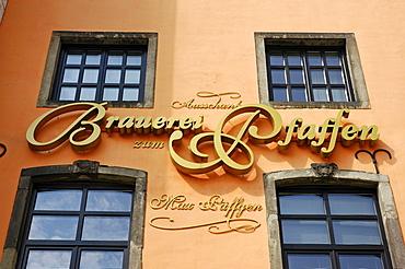 Brewhouse Pfaffen, Cologne, North Rhine-Westphalia, Germany