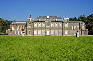 Castle Nordkirchen, Muensterland, North Rhine-Westphalia, Germany