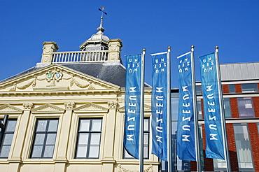 Maritime museum, Muzzeum, Vlissingen, Zeeland, Holland, the Netherlands