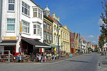 Gastronomy, Vlissingen, Zeeland, Holland, the Netherlands